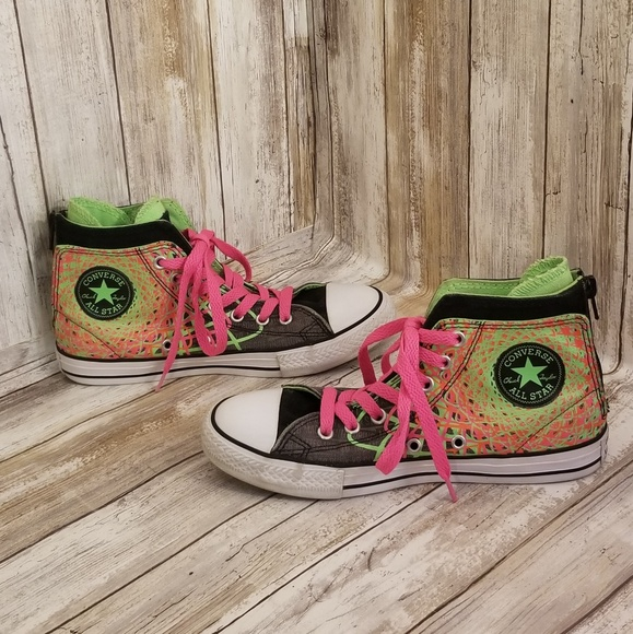 b9e24338a8bd Converse Other - Converse all star Girl s Size 3 Junior Sneakers